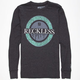 YOUNG & RECKLESS Rude Stamp Mens Thermal