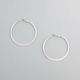 FULL TILT Diamond Dust Hoop Earrings