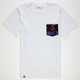 LIRA Galactic Mens Pocket Tee