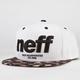 NEFF Hardr Mens Snapback Hat