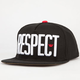 NEFF Damian Respect Mens Snapback Hat