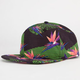 NEFF Riff Raff Neon Icon Collection Snapback Hat
