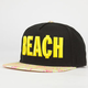 NEFF Beach Mens Snapback Hat