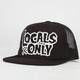 NEFF Locals Only Mens Trucker Hat