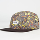 COAL The Snack Attack Mens 5 Panel Hat