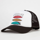 QUIKSILVER Therapist Mens Trucker Hat