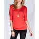 FULL TILT Essential Womens Super Soft Tunic