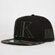 LAST KINGS Tyga Army Mens Snapback Hat