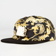 YEA.NICE Golden Mens 5 Panel Hat