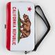 California Republic iPhone 4/4S Wallet