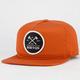 BURTON Woodsmen Mens Snapback Hat