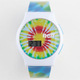 NEFF Slim Tie Dye Watch