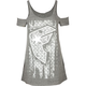 FAMOUS Stars & Straps Dirty Street Womens Tee