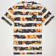 NEFF Commando Mens T-Shirt