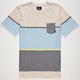 QUIKSILVER Stick And Move Mens Pocket Tee