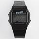 NEFF Flava XL Digital Watch