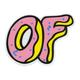 ODD FUTURE OF Sticker