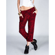 FULL TILT Ethnic Print Womens Hachi Knit Pants