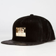YEA.NICE Badge Mens Snapback Hat