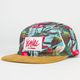YEA.NICE Flamingo Mens 5 Panel Hat
