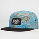 YEA.NICE Map Mens 5 Panel Hat
