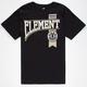 ELEMENT Banner Mens T-Shirt