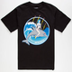 ODD FUTURE Jasper Fireworks Mens T-Shirt