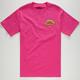 ODD FUTURE Rainbow Cat Mens T-Shirt