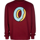 ODD FUTURE Single Donut Mens Sweatshirt