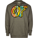ODD FUTURE Awesome Donut Mens Hoodie