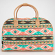 Southwest Print Duffle Bag