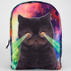 TIGERBEAR REPUBLIK Darkstar Cat Backpack