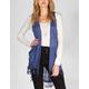 EYESHADOW Crochet Trim Womens Vest