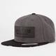FAMOUS STARS & STRAPS Emboxed Logo Mens Strapback Hat