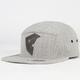 FAMOUS STARS & STRAPS Imprint Camper Mens 5 Panel Hat