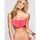 FULL TILT Flounce Bikini Top