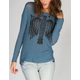 FULL TLIT Eagle Womens Hachi Knit Top