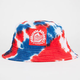 MILKCRATE ATHLETICS USA Tie Dye Mens Bucket Hat