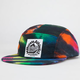 MILKCRATE ATHLETICS Tie Dye Mens 5 Panel Hat