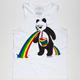 RIOT SOCIETY Panda Puke Boys Tank