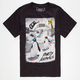 RIOT SOCIETY Party Animals Boys T-Shirt