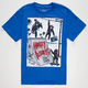 RIOT SOCIETY Monkey Biz Boys T-Shirt