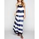 RAVIYA Tie Dye Stripe Coverup Dress