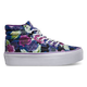 VANS Roses Sk8-Hi Platform Womens Shoes