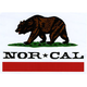 NOR CAL Republic Sticker