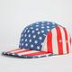 Flag 5 Panel Hat