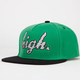 ODD FUTURE Domo High Clouds Mens Snapback Hat