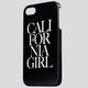 ANKIT Californoa Girl iPhone 5/5S Case