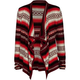 FULL TILT Tribal Pattern Girls Wrap Sweater