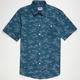 ALTAMONT Wavy Mens Shirt